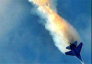 سقوط جنگنده سعودی در یمن