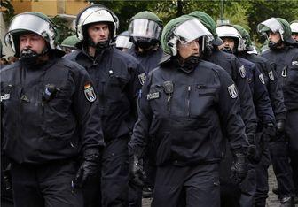 عملیات پلیس آلمان علیه تروریستهای راستگرا
