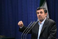 توصیه احمدی نژاد به کشورهای غرب