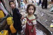 ۵ میلیون کودک یمنی در خطر مرگ از گرسنگی