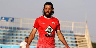 عباس زاده پس از فسخ با تراکتور دوباره برگشت!+عکس