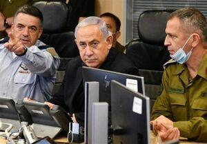 تصویر از بمبی که رژیم اسرائیل را می سوزاند