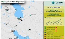 جزئیات نصب تجهیزات آمریکایی CTBT در ایران