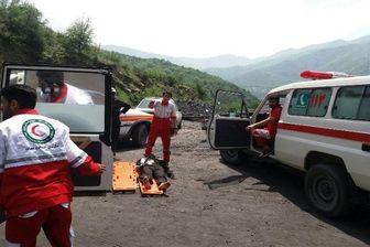 جزئیات بیشتر انفجار در معدن زغال سنگ استان گلستان