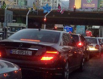 شرایط تردد وسایل نقلیه با پلاک سایر کشورها