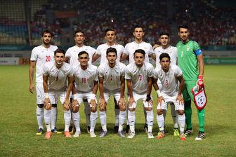 ترکیب تیم ملی ایران برابر اردن مشخص شد