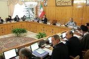 تاکید هیات وزیران برای حل مشکلات مردم و مقابله با تحریمها