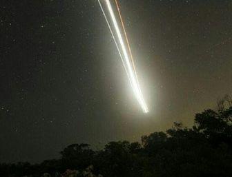 امشب آسمان ایران شهاب باران می شود
