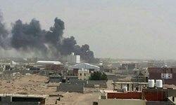 عربستان مناطق مسکونی شمال یمن را بمباران کرد