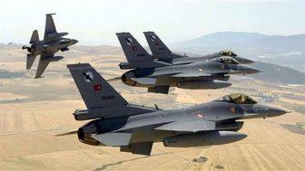 نقض حریم هوایی عراق از سوی ترکیه