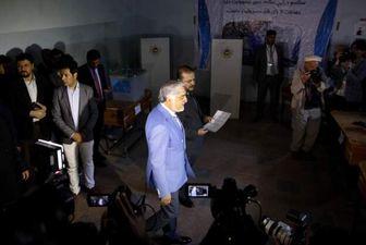عبدالله عبدالله مدعی پیروزی در انتخابات افغانستان شد