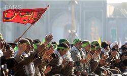 تجمع بزرگ ۵۰هزار نفری گردان های بسیج در بوستان ولایت