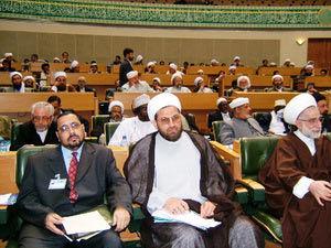 روحانی سلطنت طلب در کنفرانس های ایران