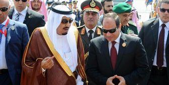 پیام کتبی شاه سعودی به رئیسجمهور مصر