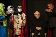 حضور چهره ها در مراسم رونمایی از تندیس سردار سلیمانی/ تصاویر