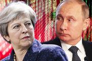 انگلیس پوتین را تهدید کرد