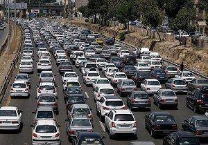 آخرین وضعیت جوی و ترافیکی راههای کشور در سی و یکم خرداد ماه