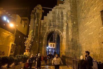 امنیت در بازارهای دمشق
