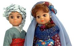 نسل دوم عروسکهای «سارا و دارا» + عکس