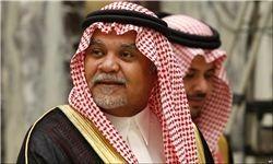 """حضور مشکوک """"بندر بن سلطان"""" در دربار آل سعود"""
