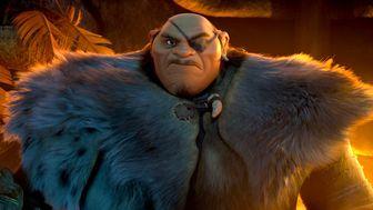 انیمیشن «رایا و آخرین اژدها» به زودی روی پرده سینماها/ عکس