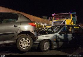 وقوع 133 تصادف در ایام نوروز در محورهای خوزستان
