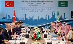 توافق ترکیه و الجبیر برای دشمنی با ایران!