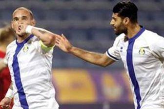 باشگاه قطری به دنبال تمدید قرارداد مهاجم ایرانی