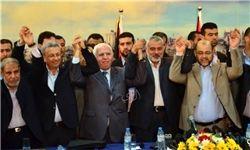 واکنش اسرائیل به توافق فتح وحماس