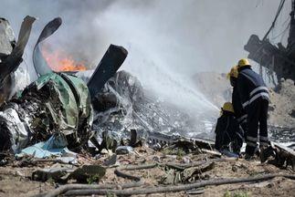 کشته شدن هفت نیروی امنیتی ترکیه در سانحه سقوط هواپیما