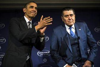 اوباما: روحانی فرقی با احمدی نژاد ندارد