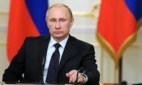 نظر پوتین درباره روابط روسیه و آمریکا