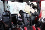 ۱۰ کشته بر اثر واژگونی اتوبوس +جزئیات