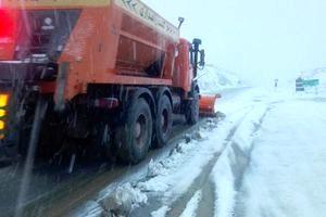 هشدار پلیس راهور درباره بارش برف و باران در جادهها