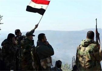 یک شهرک راهبردی در سوریه آزاد شد