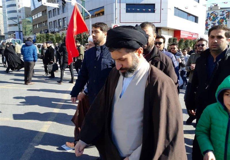 پایگاه اطلاعرسانی دفتر مقام معظم رهبری , راهپیمایی 22 بهمن ,