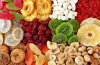 میوههایی که چربی ها را میسوزانند