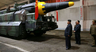 مدرنسازی ارتش کره شمالی با سلاح تاکتیکی جدید