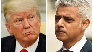 شهردار لندن، مخالف سفر «ترامپ» به انگلیس