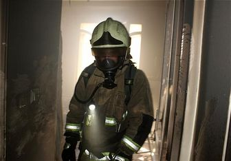 پذیرایی مردم از آتشنشانان خیابان ولیعصر +عکس