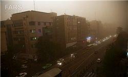 پیشبینی سرعت وزش باد امروز در تهران