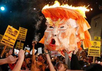 تلاش آمریکایی ها برای لغو سخنرانی سالانه ترامپ