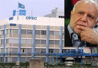 کاهش تولید نفت ایران در شهریور امسال