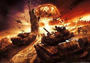 یک پیشگو تاریخ دقیق آغاز جنگ جهانی سوم پیشبینی کرد!