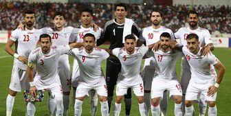 برنامه بازی های تیم ملی در مقدماتی جام جهانی 2022+جزئیات