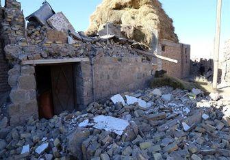 آرامش در مناطق زلزلهزده برقرار شد