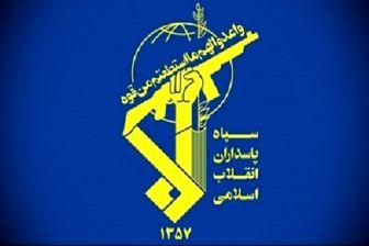 سپاه: اجازه نگاه چپ به ایران را نمیدهیم