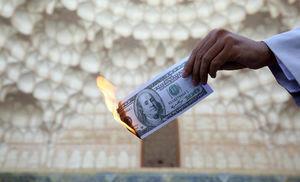 بنبست پیشبینی ترامپ درباره ایران با سقوط دلار