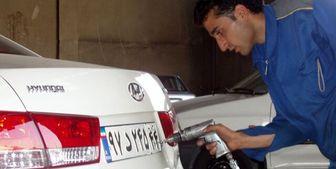 ممنوعیت تحویل خودرو بدون الصاق پلاک  به خریداران