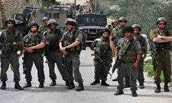 دستگیری 7 فلسطینی بدون تفهیم اتهام
